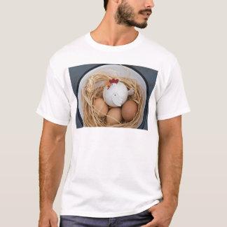 Camiseta Galinha & ovos