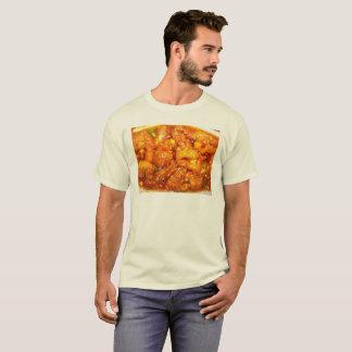 Camiseta galinha picante quente