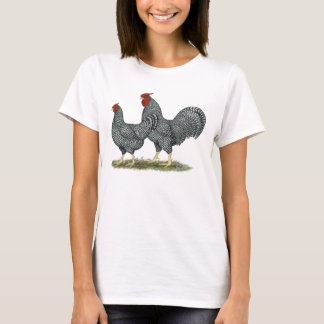 Camiseta Galinhas de Dominique