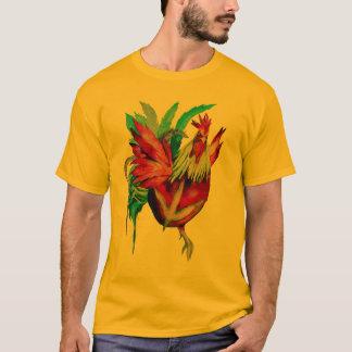 Camiseta Galo de Kung Fu