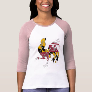 Camiseta Galo de Maryland