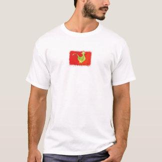 Camiseta Galo - sinal chinês