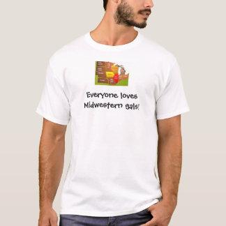Camiseta Galões Midwestern