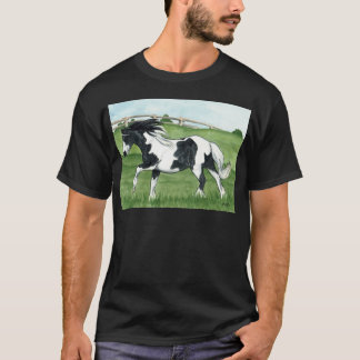 Camiseta Galope aciganado de Vanner