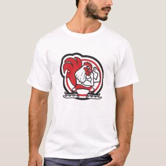 Camiseta Galos de combate 1