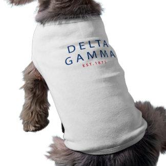 Camiseta Gama | Est do delta. 1873