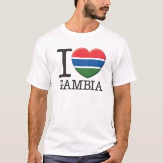 Camiseta Gambia