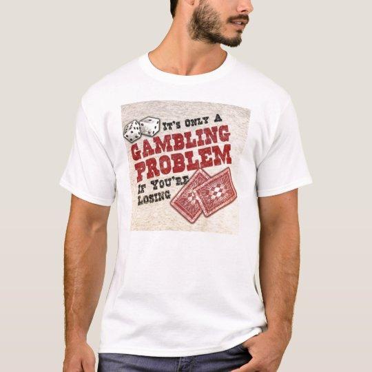 Camiseta gambling