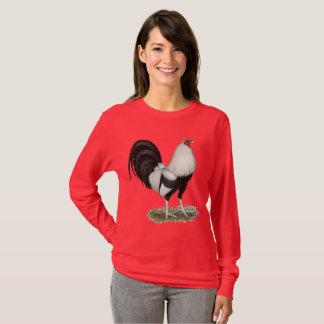 Camiseta Gamecock de prata de Duckwing