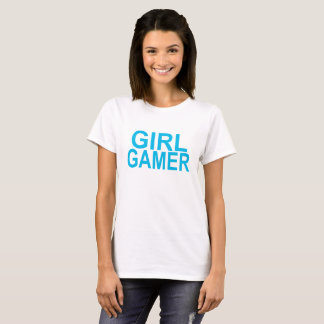 Camiseta Gamer da menina.