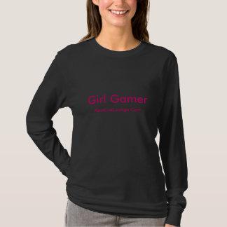 Camiseta Gamer da menina, XboxLiveLounge.Com