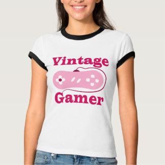 Camiseta Gamer do vintage