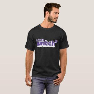 Camiseta Gamer que da flâmula eu gosto de olhar
