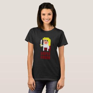 Camiseta Gamer retro de 8 bits super impressionante de