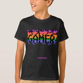 Camiseta Gamer retro de Pixelated