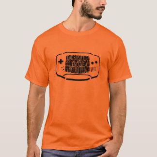 Camiseta gamer triste