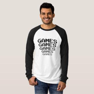 CAMISETA GAMER'S SHIRT