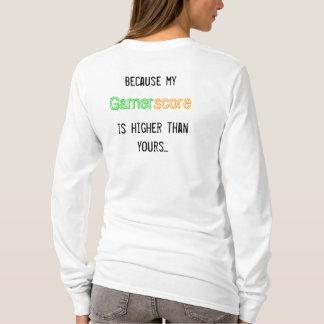 Camiseta Gamerscore