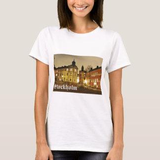 Camiseta Gamla Stan em Éstocolmo, suecia