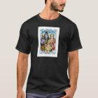Camiseta Ganesh, Shiva e Parvati, senhor Ganesha, Durga