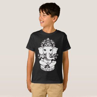 Camiseta Ganesha pequenino caçoa T