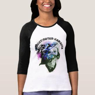Camiseta Gangsta sofisticado