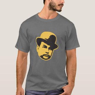 Camiseta gângster dos filmes do anos 50