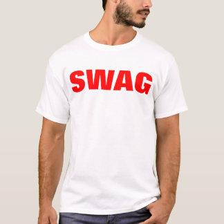 Camiseta ganhos