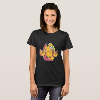 Camiseta Ganhos completos com os peixes duvidosos!