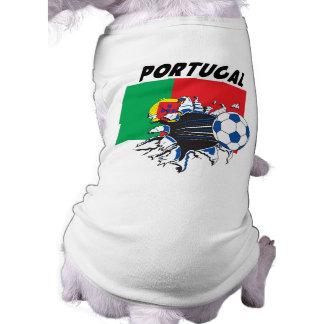 Camiseta Ganhos do futebol de Portugal