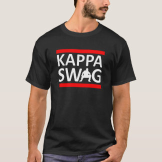 Camiseta Ganhos do Kappa (preto)