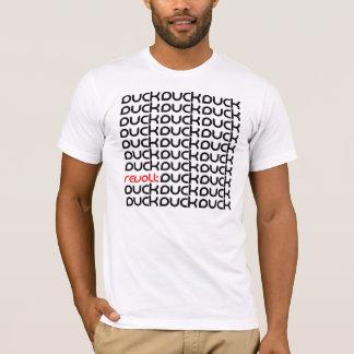 Camiseta Ganso do pato do pato da revolta