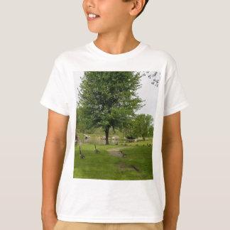 Camiseta Gansos