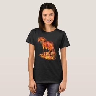 Camiseta Garanhão do fogo