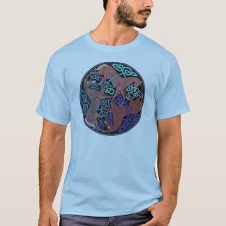 Camiseta garanhões celtas