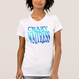 Camiseta Garçonete louco