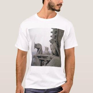 Camiseta Gárgulas na balaustrada do grandioso