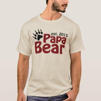 Camiseta Garra de urso 2013 da papá