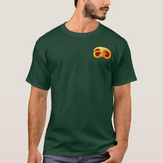 Camiseta Garra impetuosa do animal do Maya