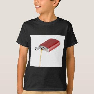Camiseta Garrafa anca