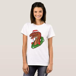 Camiseta Garras do papai noel