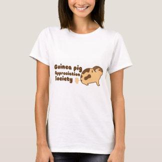 Camiseta GÁS da sociedade da apreciação da cobaia