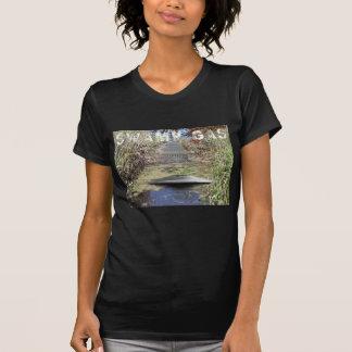 Camiseta Gás do pântano
