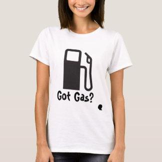 Camiseta Gás obtido II