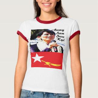 Camiseta GÁS T - Política-Aung San Suu Kyi