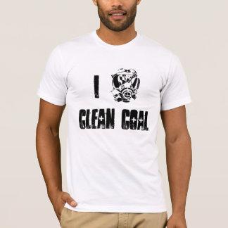 Camiseta Gasmask, I, carvão limpo