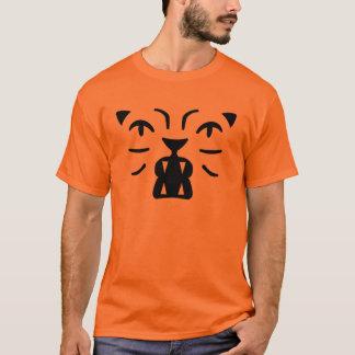 Camiseta Gatinho da sobrevivência