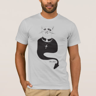 Camiseta Gatinho de Katholic