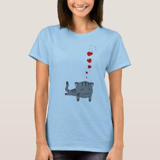 Camiseta Gatinho de Lovedream