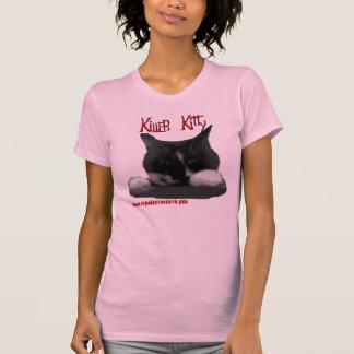 Camiseta Gatinho do assassino